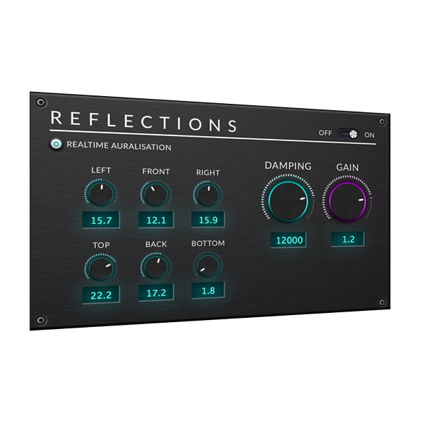 dearVR PRO reflection module