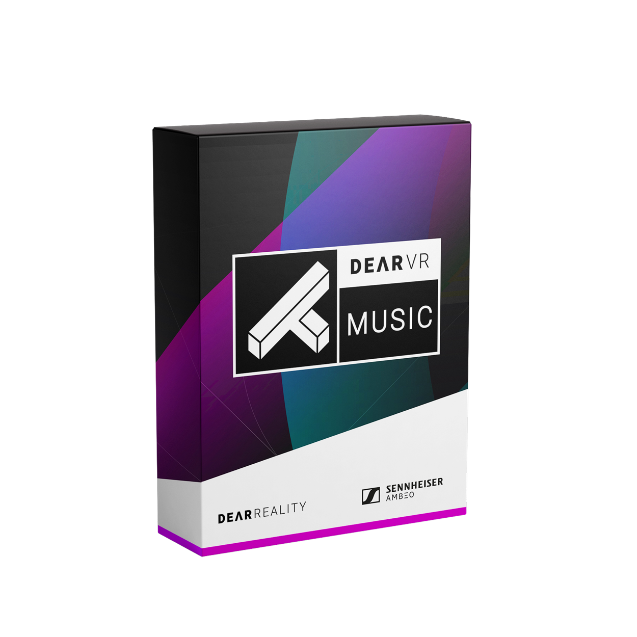 dearVR MUSIC packshot