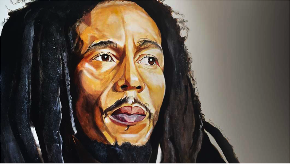 BOB MARLEY TRACKS - A spatial recreation of his iconic songs